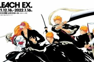 Bleach Ex. Releases Exclusive PV With Tatsuya Kitani's Theme For Original Art Exhibition