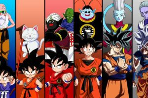 Looking at Goku's Road To Achieving Ultra Instinct In Dragon Ball